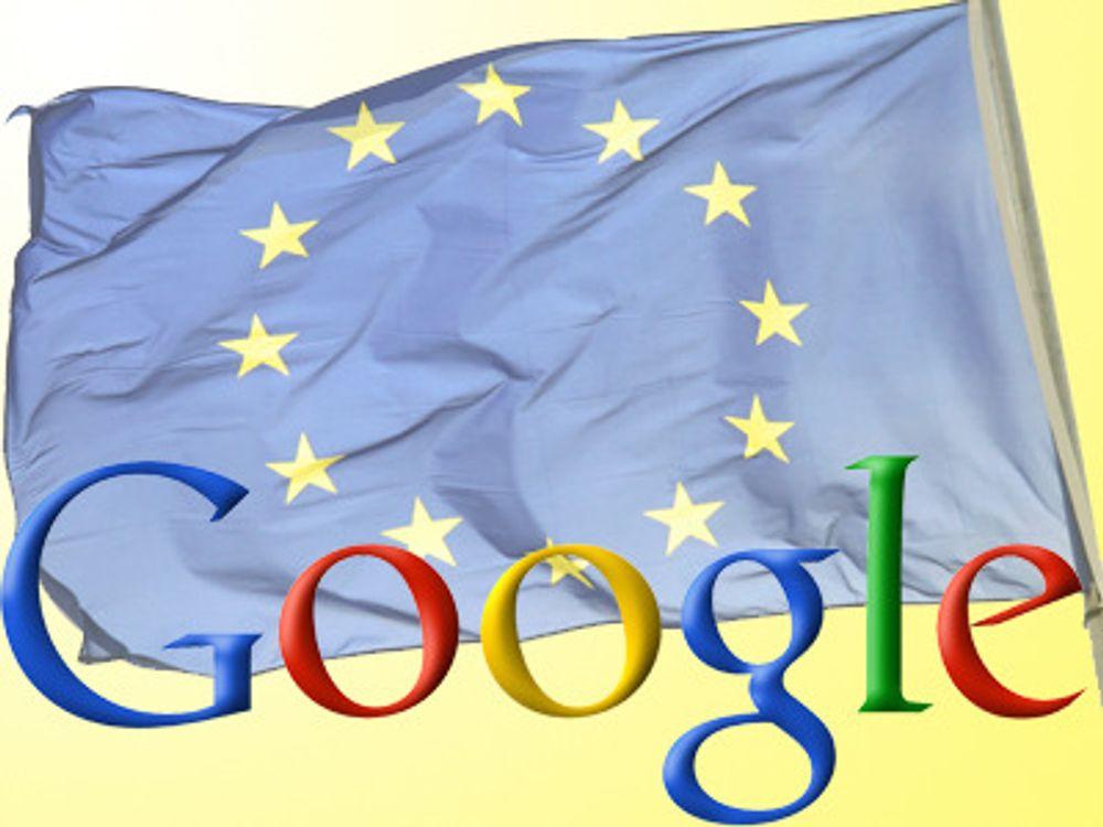 EU ber Google utsette