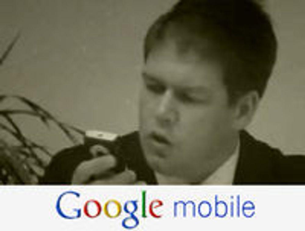 Google med talestyrt søk til Nokia-mobiler