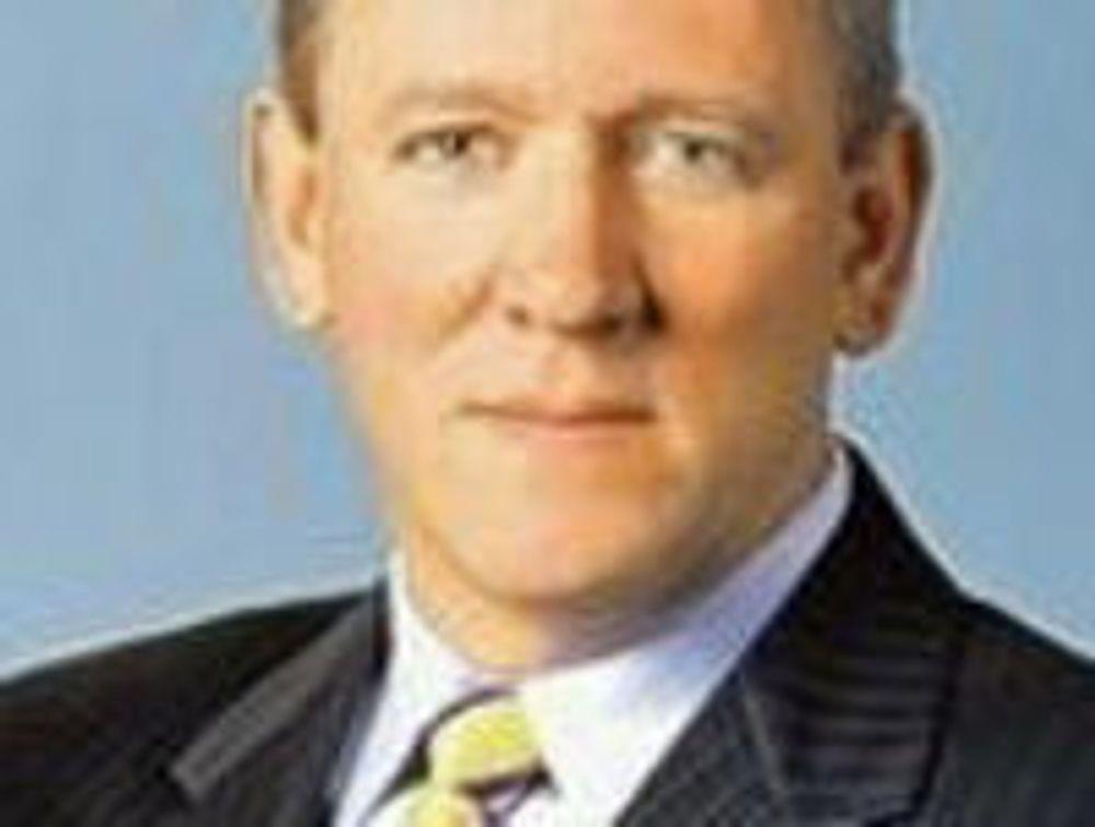 Toppsjef forlater IBM etter siktelse