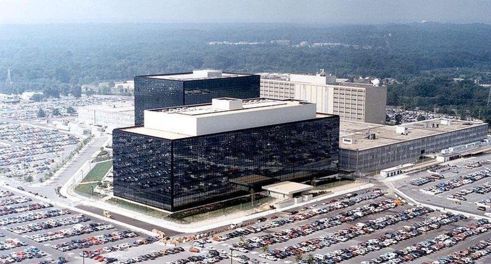 NSAs nåværende hovedkvarter i Fort Meade, Maryland.