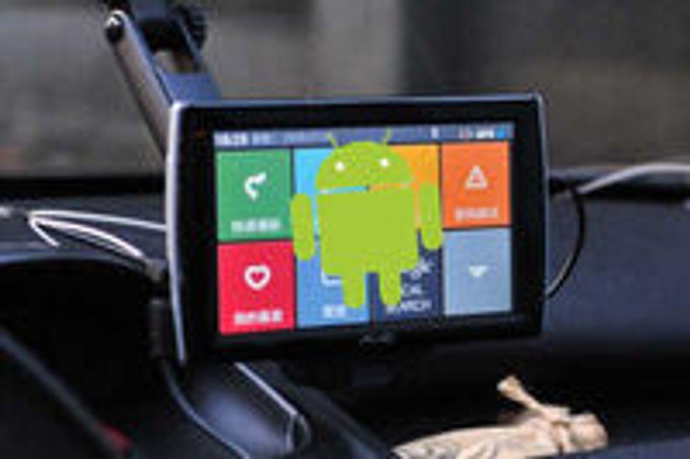 Vil flytte Android ut i bilen
