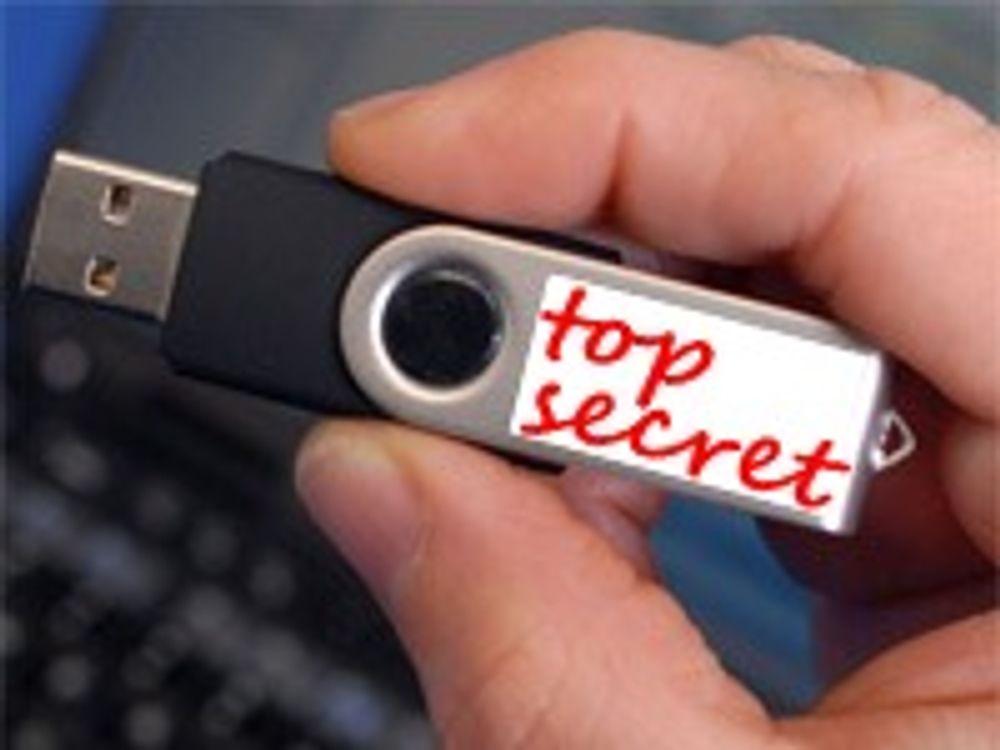 USB-minne kan igjen brukes i Pentagon