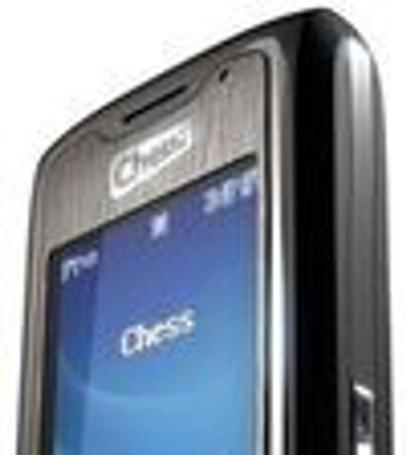 Chess lanserer egen mobiltelefon