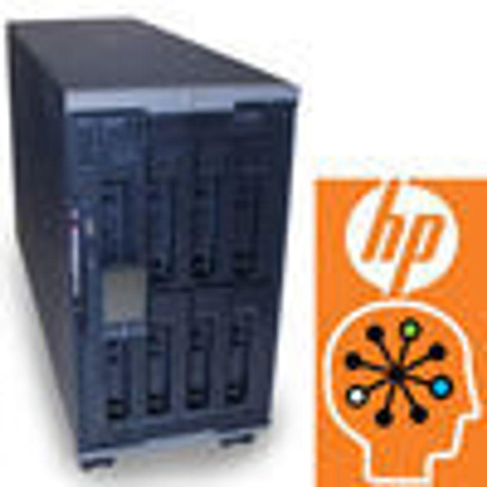 HP tilbyr datasentral i liten boks på hjul