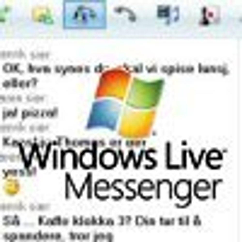 Ber kundene snarest oppdatere Messenger