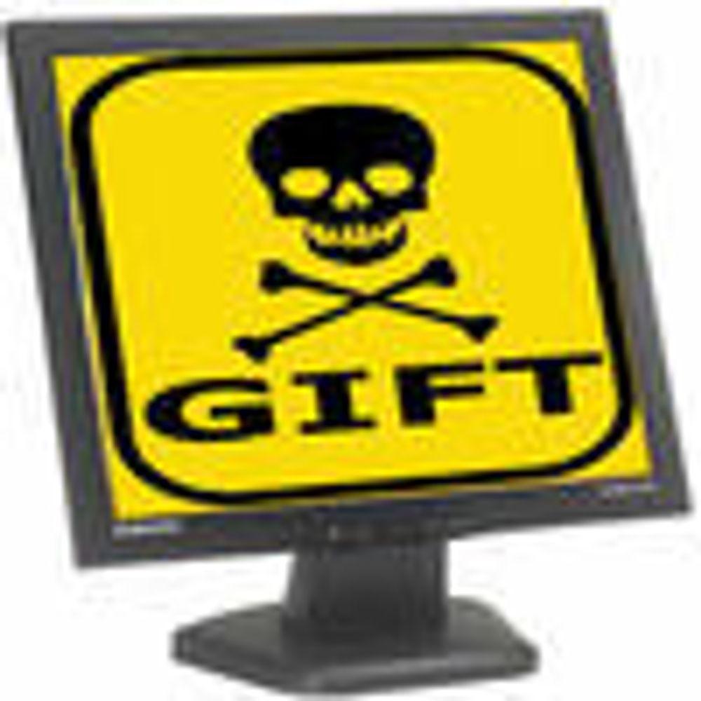 Frykter forbud mot flatskjermer