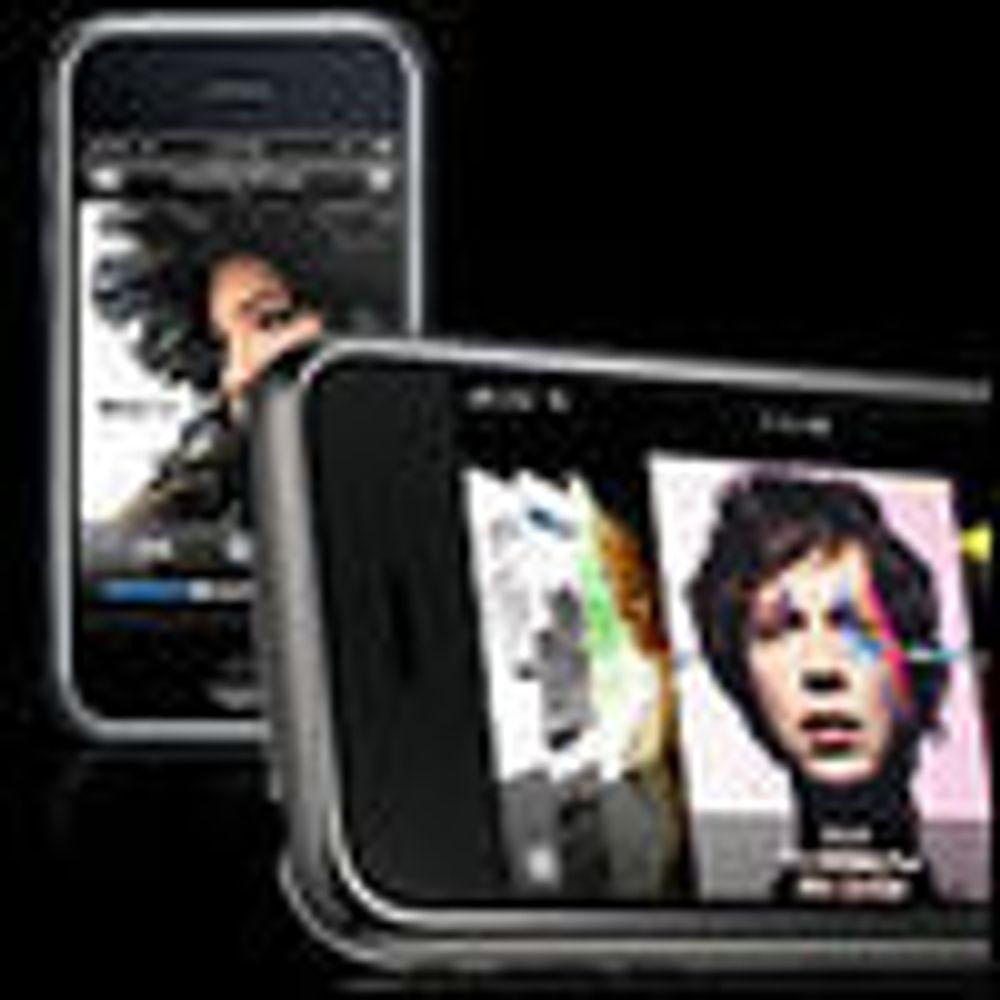 Passerte en million solgte iPhones