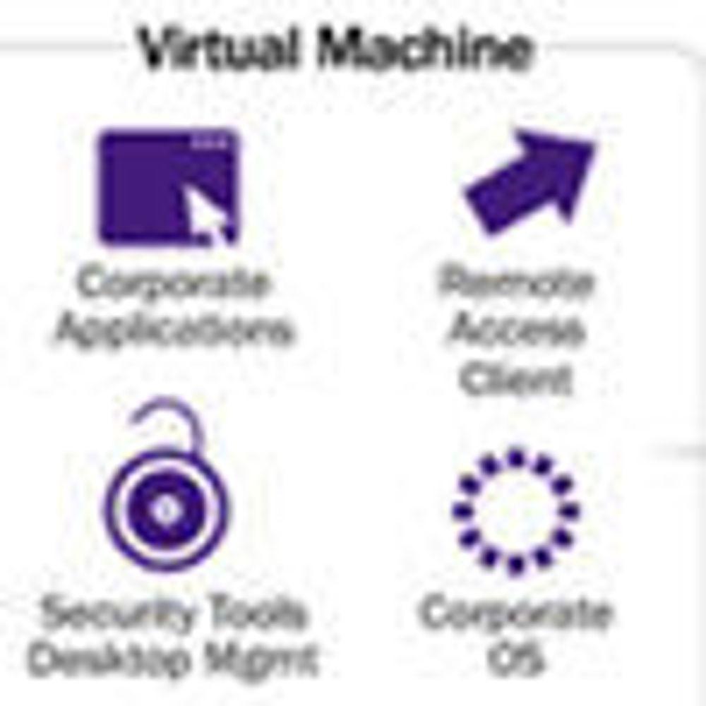Microsoft vil satse sterkt på virtuelle PC-er