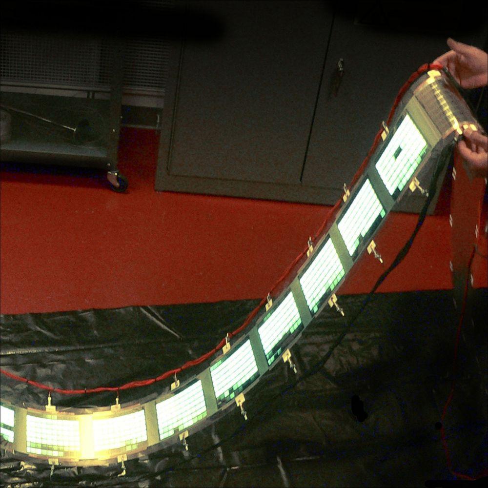Venter dramatisk priskutt på organisk LED