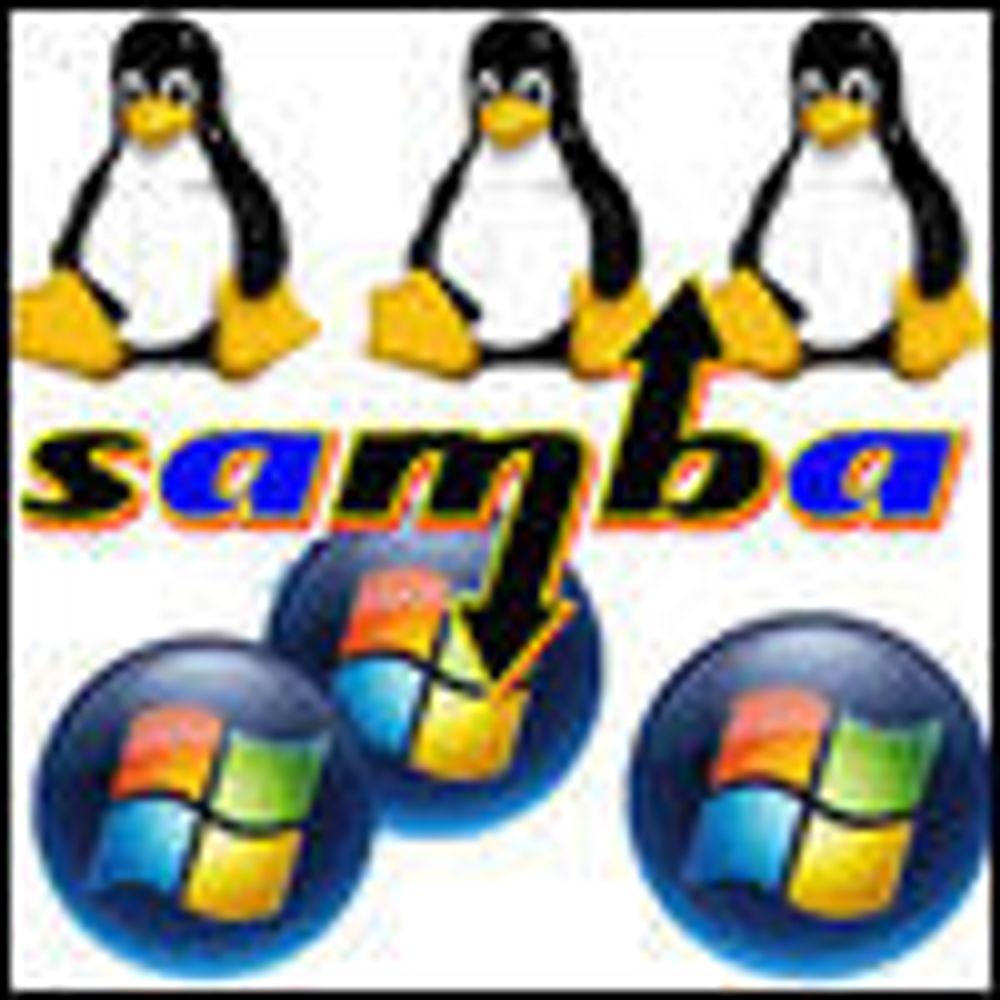 Samba får støtte for Vista-protokoll