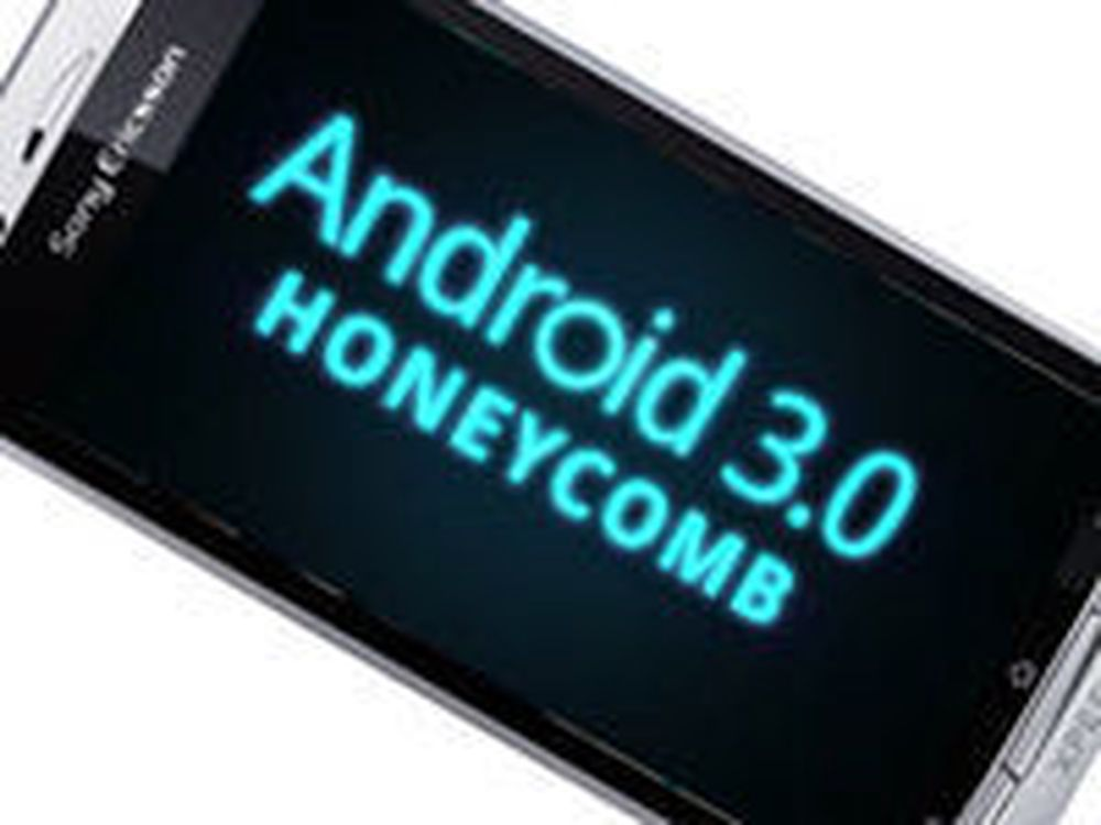 Lover Android 3.0 til mobiler