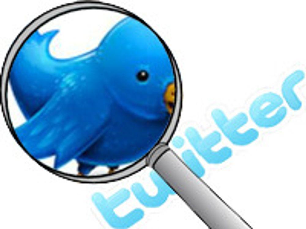 Twitter sa nei til Facebook
