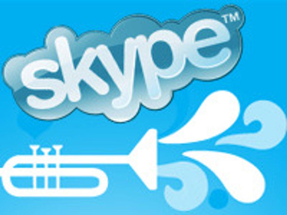 Skype forklarer seg om nedetiden i jula