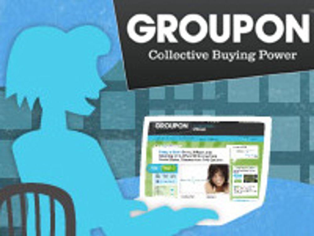 Groupon langt mer verdt enn Google ville gi?