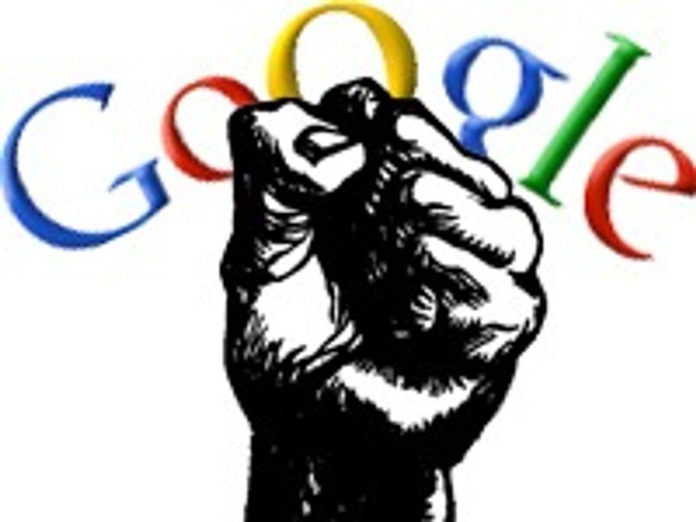Google taper terreng innen nettannonser