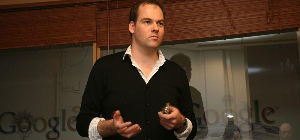 Skulle gjerne visst enda mer om brukerne sine: Utviklingssjef Knut Magne Risvik i Google Norge.