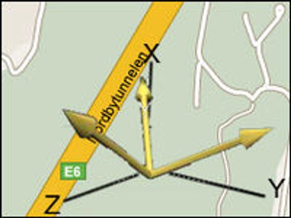 Lover presis navigasjon uten GPS