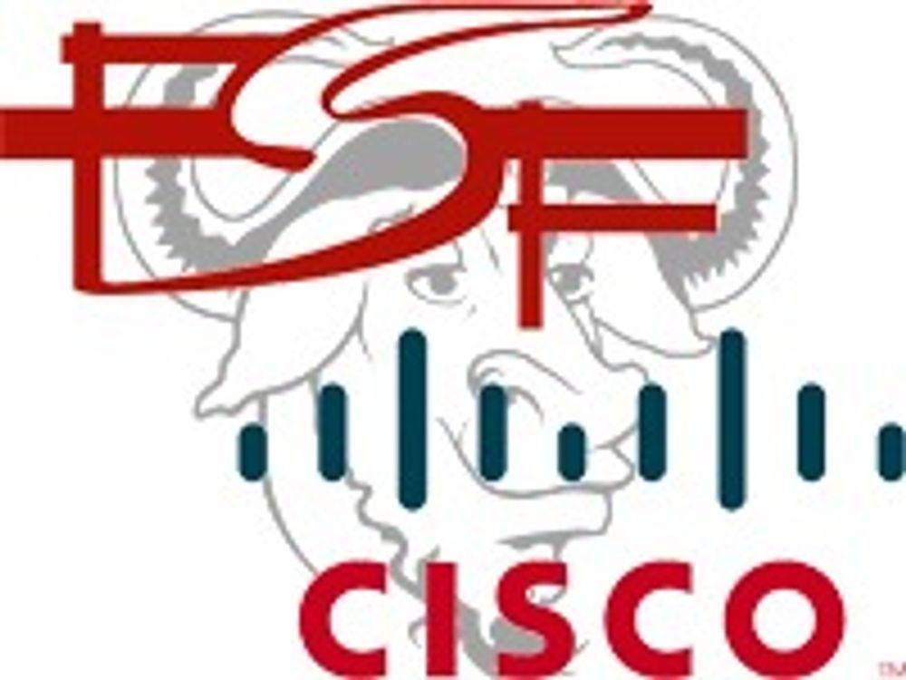 Friprog-stiftelsen FSF til sak mot Cisco