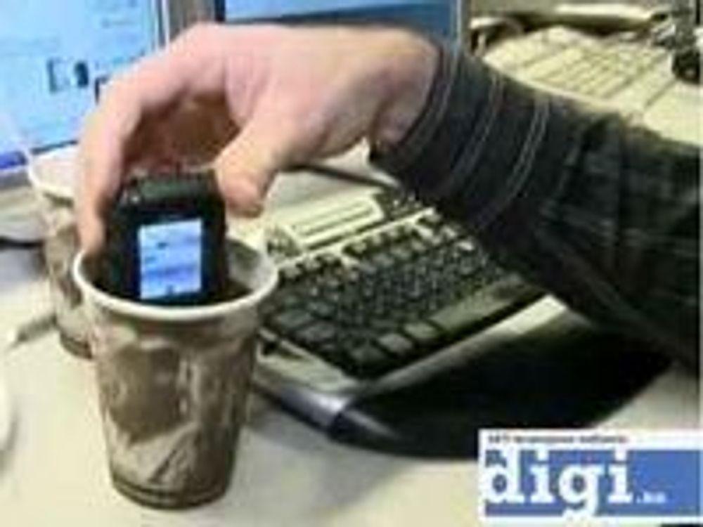 Uknuselig mobil for hissige IT-sjefer