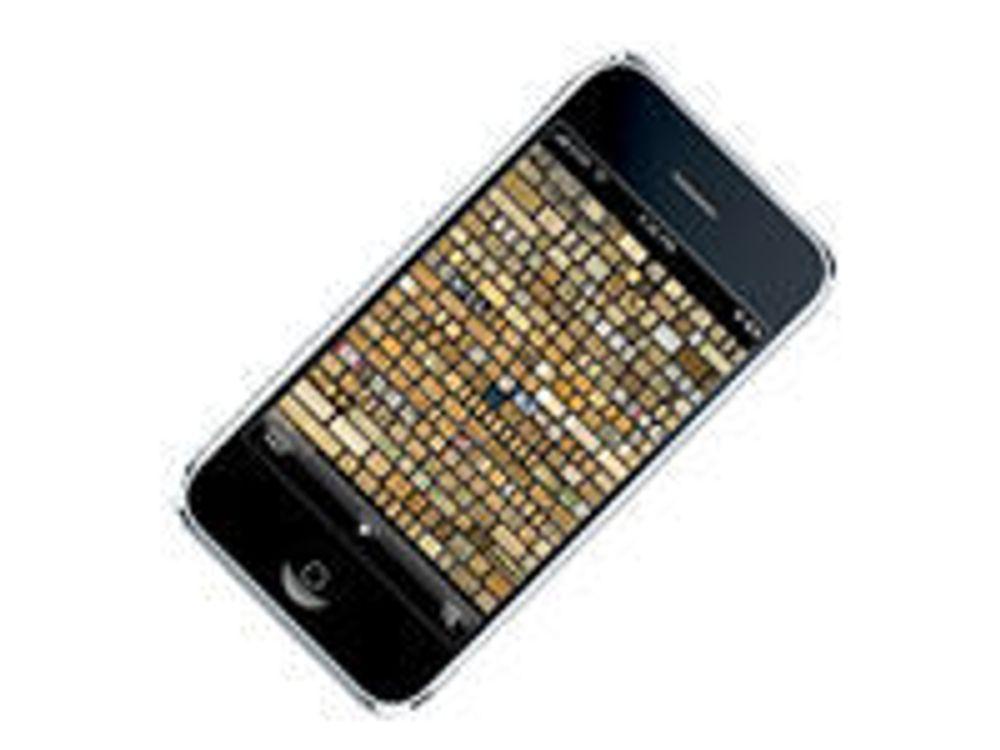 Microsoft satser på iPhone-utvikling