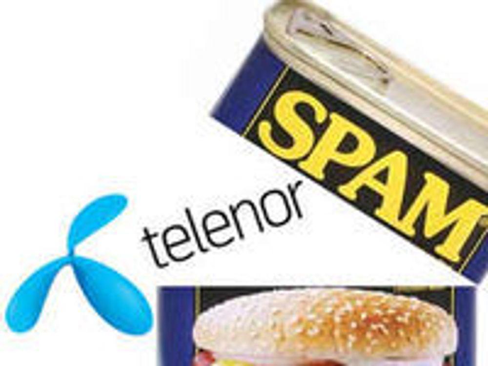 Telenor snakker ut om spam-problemene