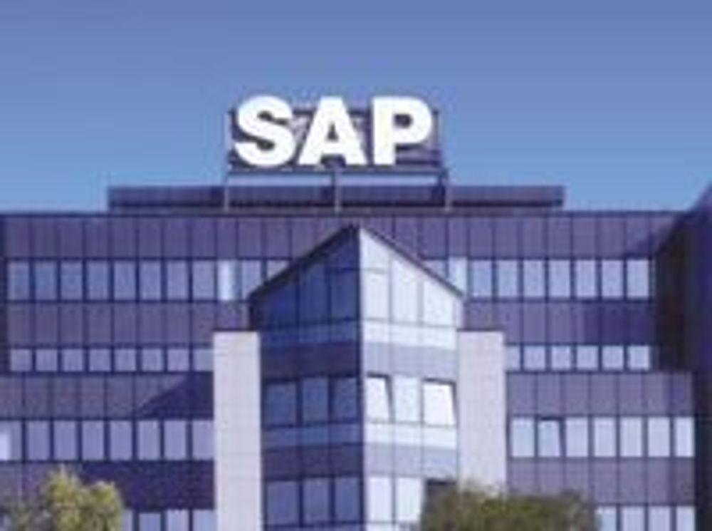 Dramatisk ordresvikt for SAP
