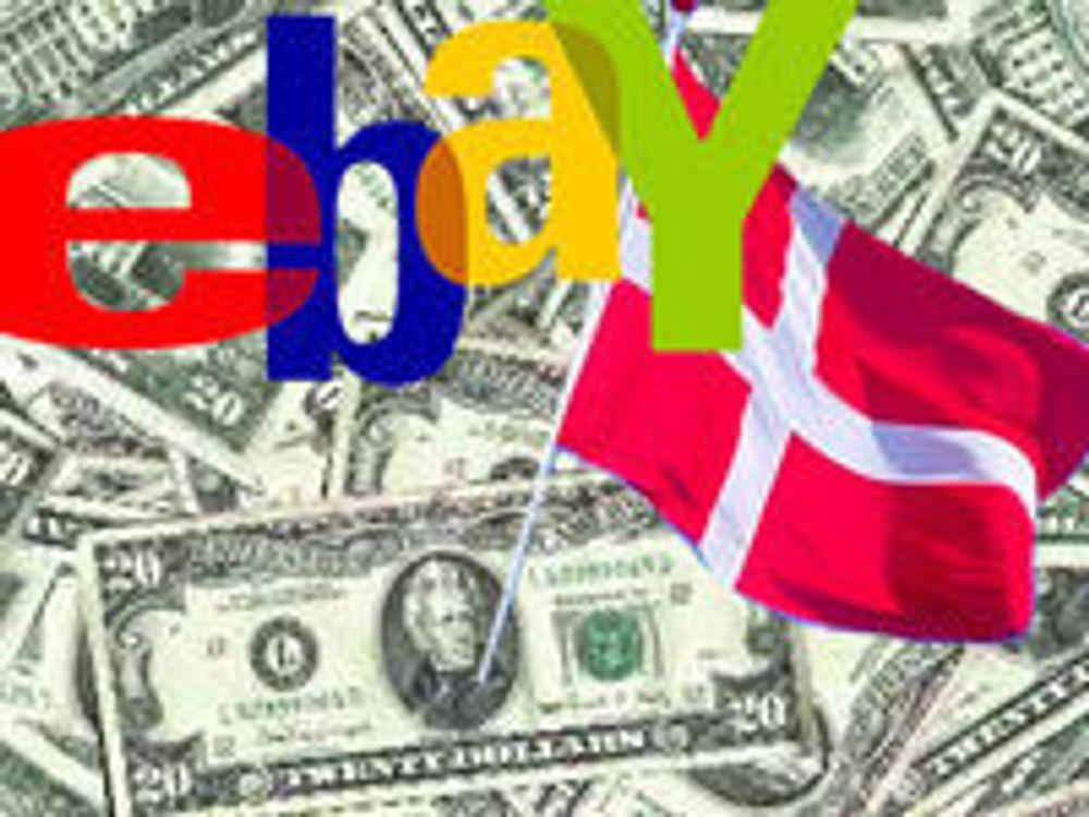 eBay sluker dansk nettauksjon