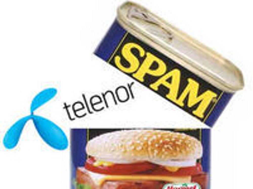 Spam-trøbbel for Telenor