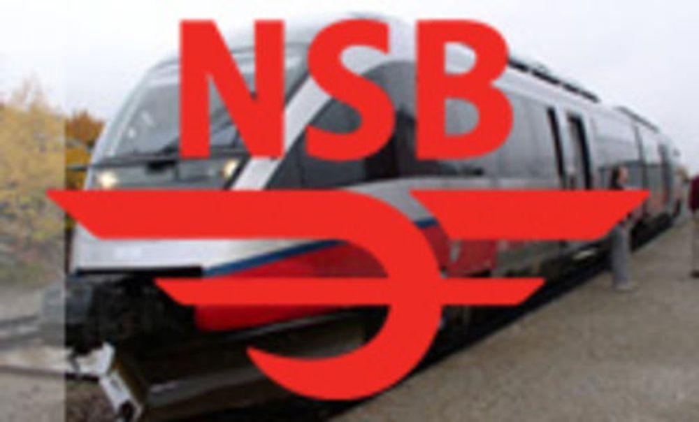 NSB med gratis Internett på toget