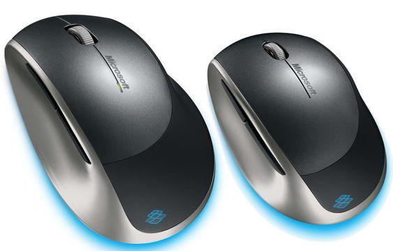 Microsoft Explorer Mouse og Explorer Mini Mouse