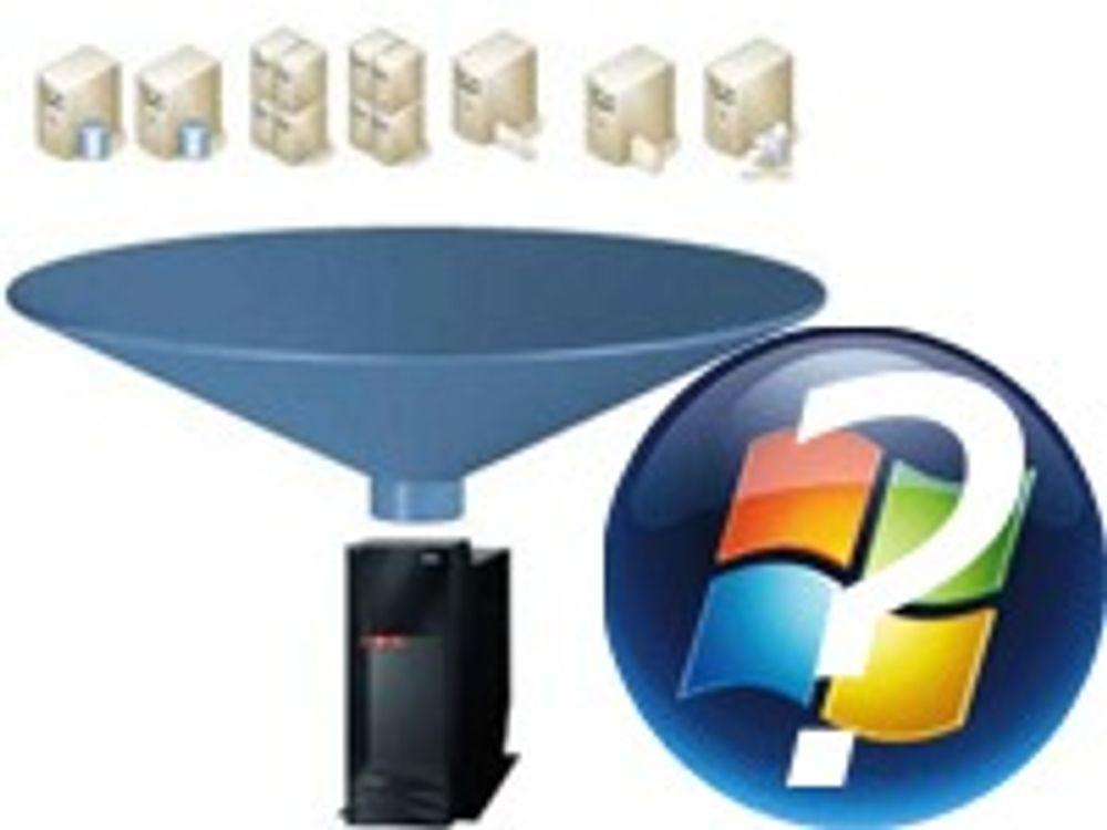 Microsoft kan bomme på virtualisering i Europa
