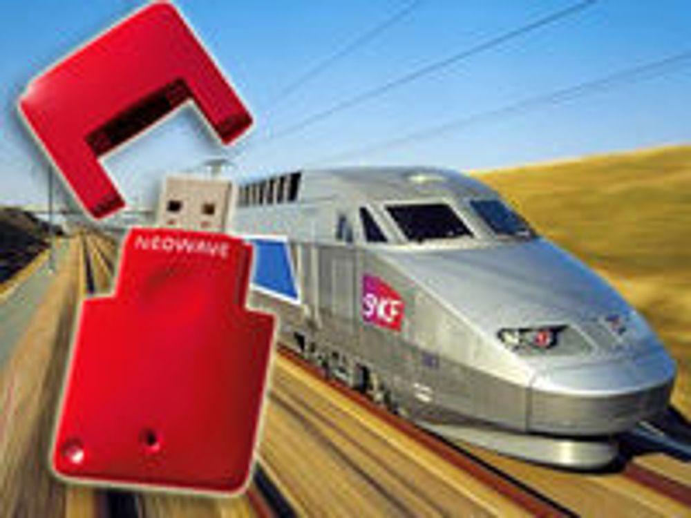 Franske tog får USB-billetter