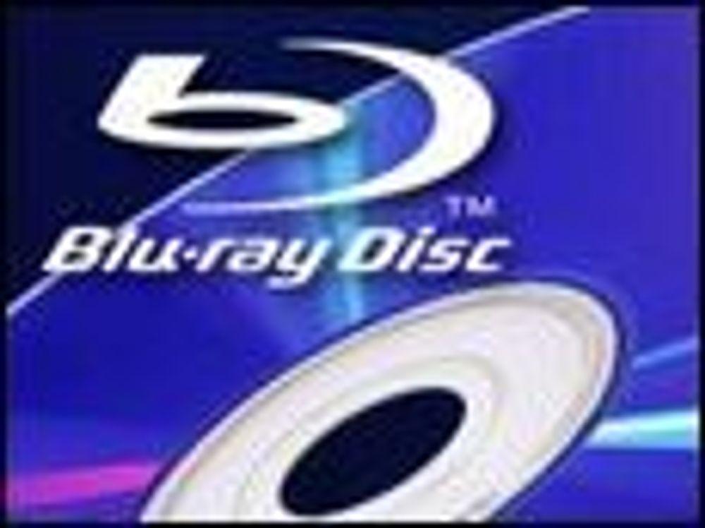 Mener Blu-ray vil erstattes innen fem år