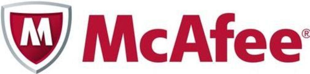 Dempet forventning i McAfee