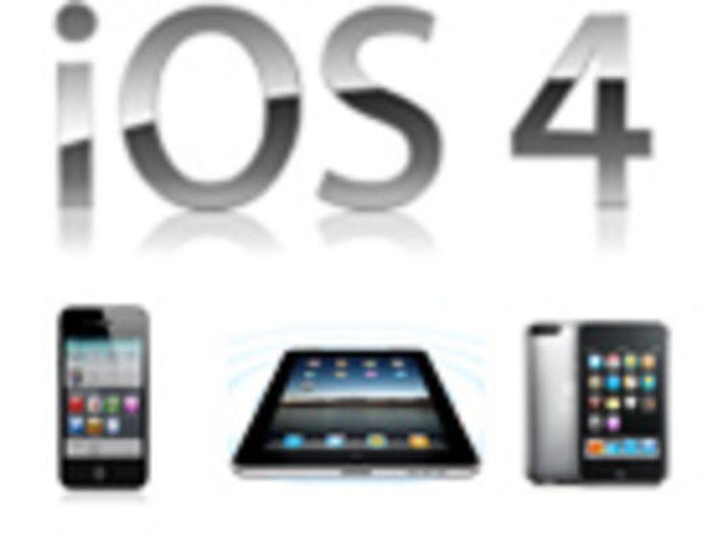 iPhone-utviklere gis mer frihet