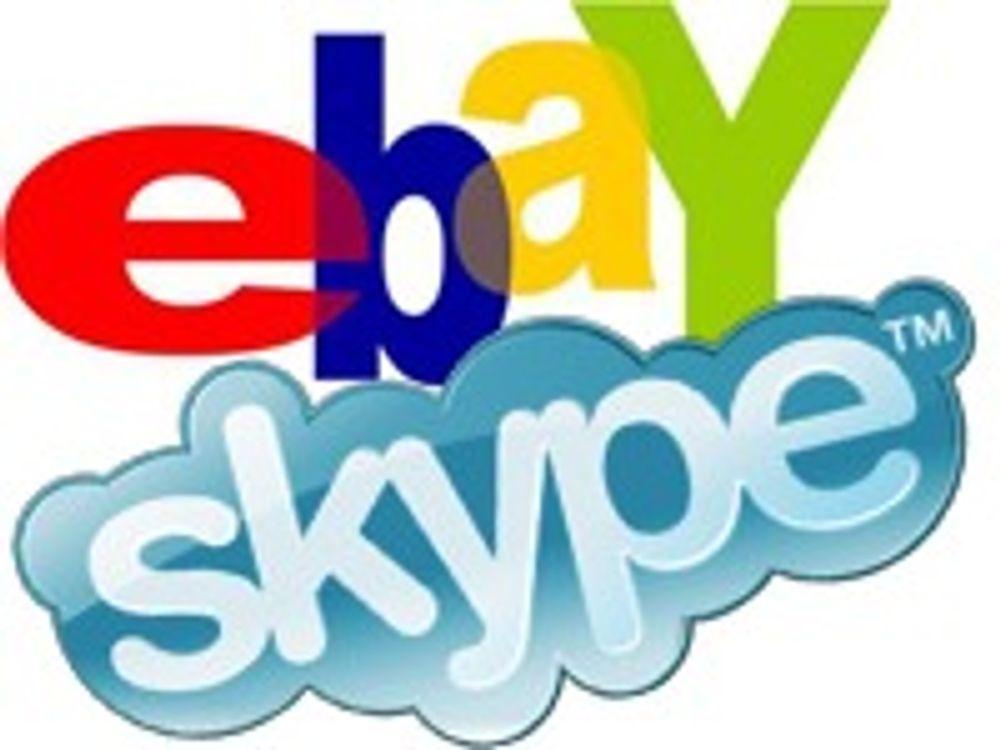 eBay-fri Skype kan vokse raskt