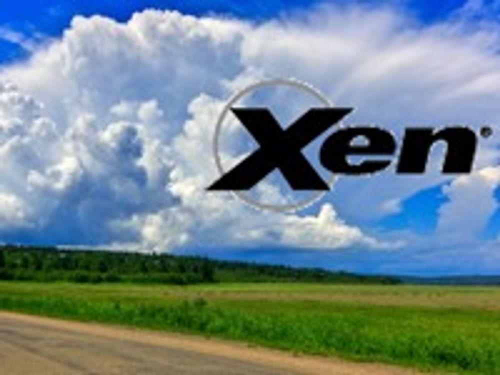 Xen vil erobre nettskyen med friprog