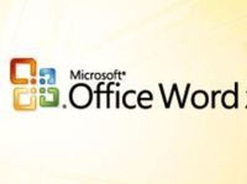HP og Dell vil stoppe Word-kjennelse