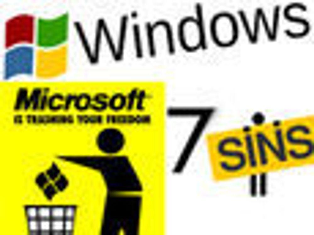 Fyrer av kraftsalve mot Windows 7