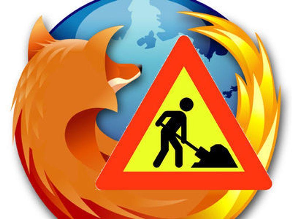 Nå blir de enklere å oppgradere Firefox