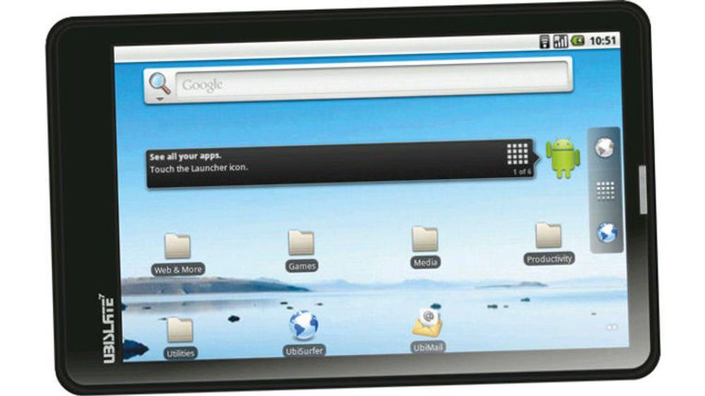 Like etterspurt som iPad