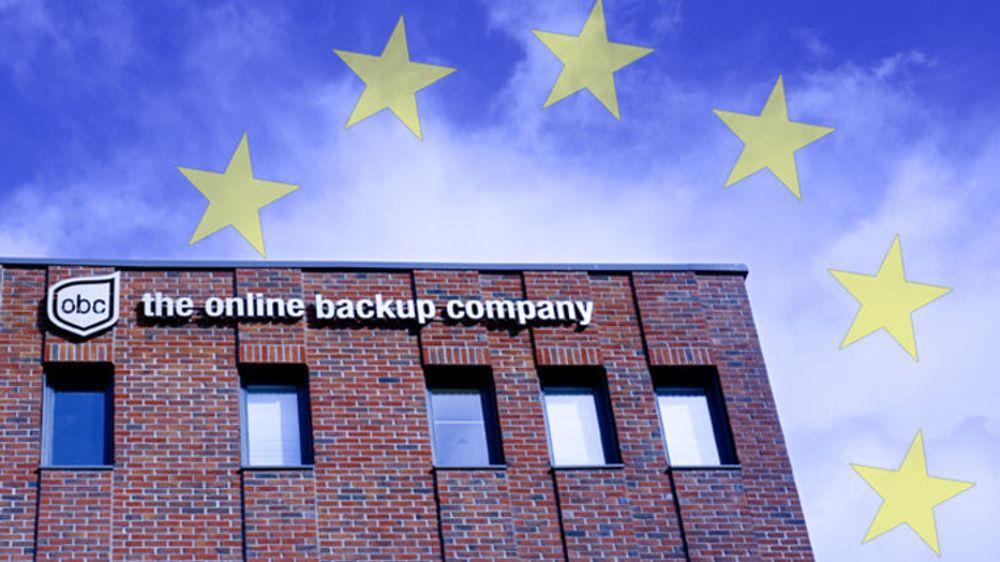 Oslo-bedriften Online Backup Company henter inn 30 millioner kroner for å etablere seg på det europeiske markedet.