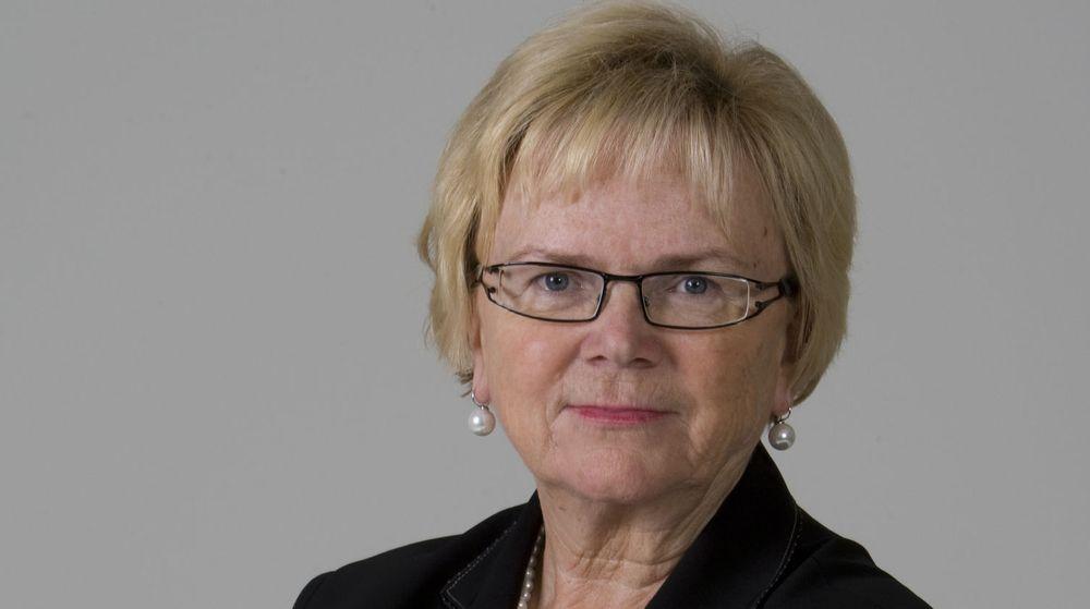 Samferdselsminister Magnhild Meltveit Kleppa vil styrke mobilnettet.