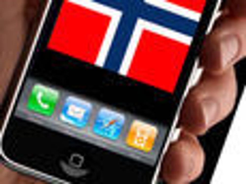 Netcom får neppe enerett på iPhone