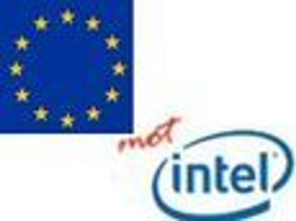 EU kommer til å saksøke Intel