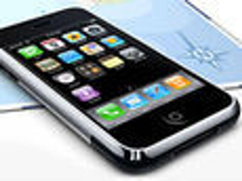 Skal selge 10 millioner iPhone i år