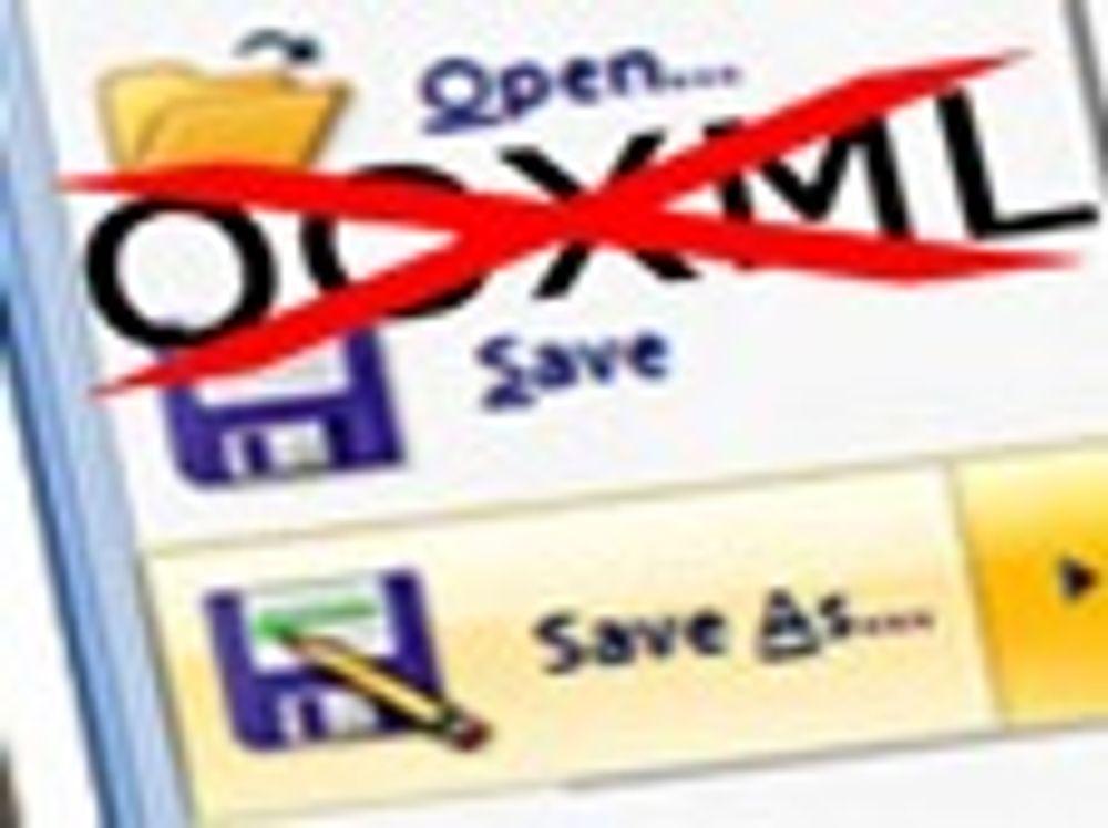 Kan velte hele ISO-vedtaket om OOXML