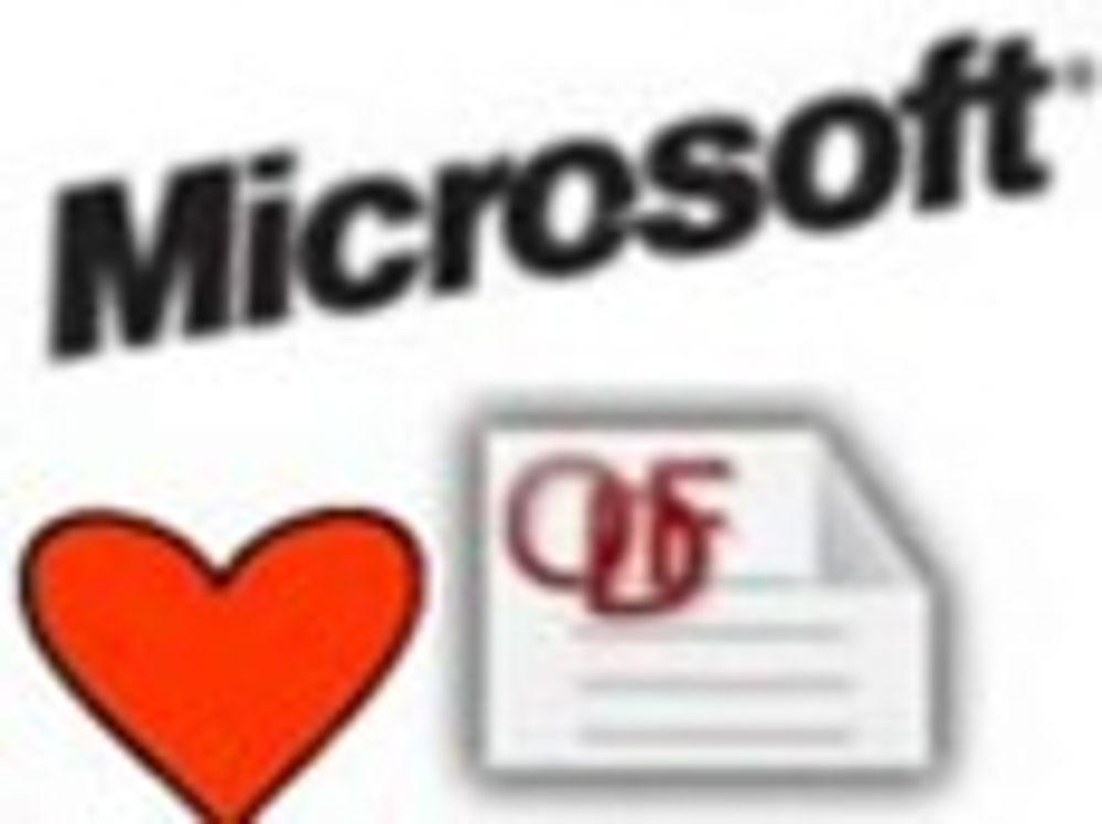 EU vil granske Microsofts ODF-støtte