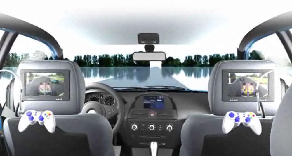 Slik ser Intel for seg underholdnings- og informasjonssystemer for biler.