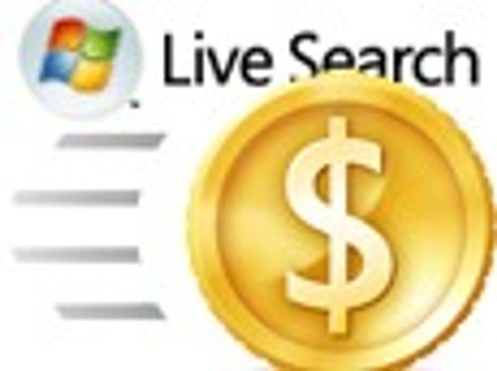 Microsoft lokker med cash